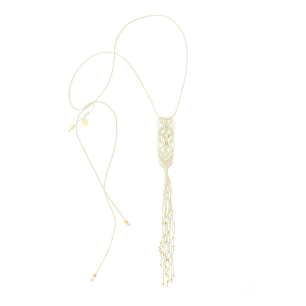 Shakti Necklace • Ivory