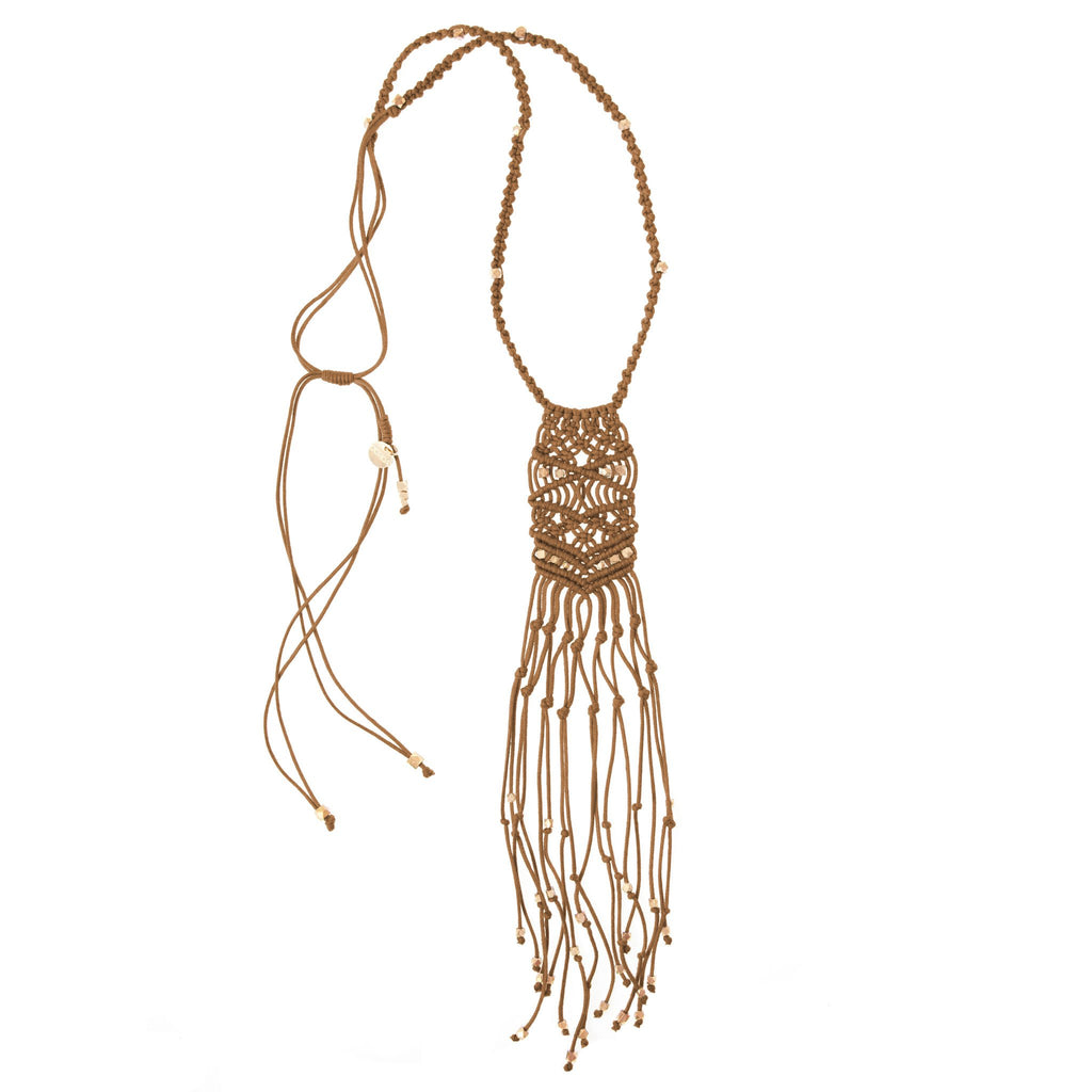 Kalliope Necklace • Sienna