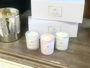 Luxury Candle Trio Gift Set - Memories