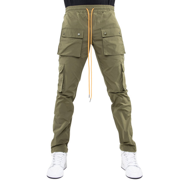 PIC CARGO PANT 001 - OLIVE