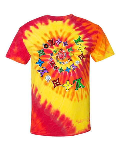 LOUIS TIE DYE - LIGHT