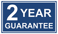Azuma Outdoor 2 year garden furniture guarantee.