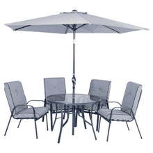 Load image into Gallery viewer, Azuma Weatherproof Cover For Cadiz 6pc Garden Furniture Set