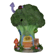 Load image into Gallery viewer, Azuma novelty broccoli hotel solar light.