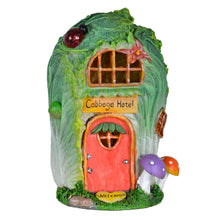 Load image into Gallery viewer, Azuma novelty cabbage hotel solar light.