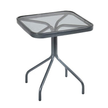 Load image into Gallery viewer, Azuma Cadiz 11 Piece Metal Garden Furniture Set Grey Parasol