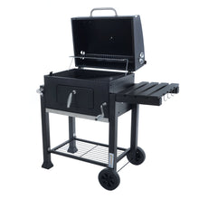 Load image into Gallery viewer, Azuma Rhino steel charcoal BBQ.