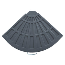 Load image into Gallery viewer, Azuma 20kg quarter round parasol base slab.