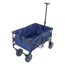 Load image into Gallery viewer, Azuma multi-purpose wagon with handle up.
