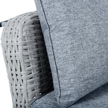 Load image into Gallery viewer, Cushion detail on the Azuma Milan Day Bed