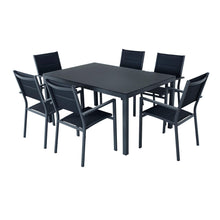 Load image into Gallery viewer, Azuma Marbella dining set
