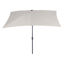 Load image into Gallery viewer, Azuma 3m x 2m Rectangle Tilting Garden Parasol Crank Handle