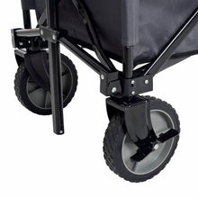 Load image into Gallery viewer, Azuma XL Folding Wagon Garden Trolley Cart DIY Beach Camping