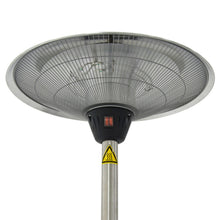 Load image into Gallery viewer, Azuma Large Patio Heater Adjustable Height 3 Settings 2100w