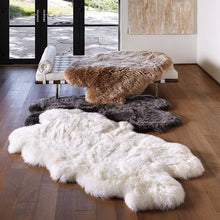 Load image into Gallery viewer, 100% Genuine New Zealand Sheepskin Rug