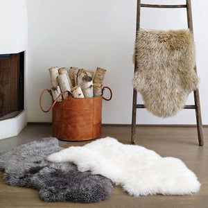100% Genuine New Zealand Sheepskin Rug