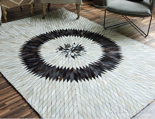Luxury Cowhide Rug