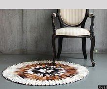 Load image into Gallery viewer, Luxury Cowhide Rug