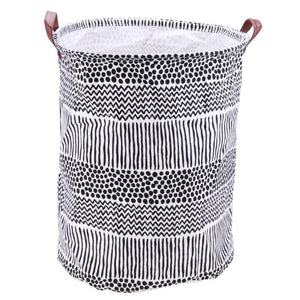 Foldable Laundry Storage Basket