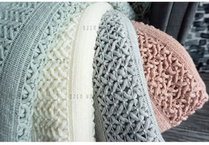 Tassel Throw Blanket