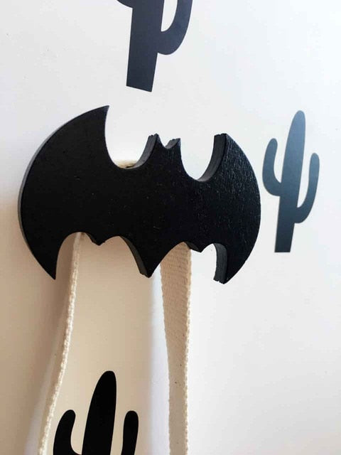 Wooden Animal Wall Hook