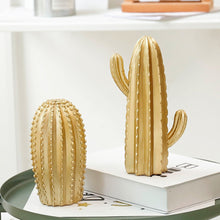Load image into Gallery viewer, Cactus Statue