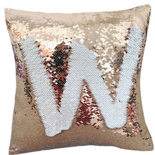 Load image into Gallery viewer, Sequin Pillow Case