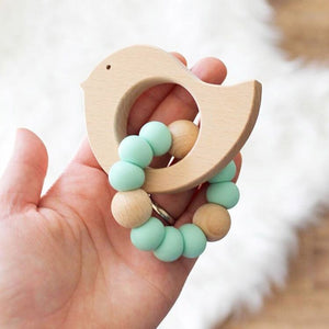 Children's Bird Wooden Toy