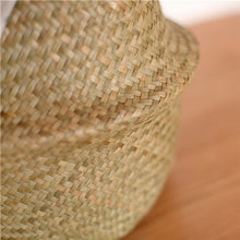 Load image into Gallery viewer, Hand Woven Basket