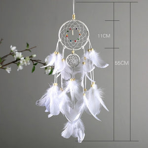 Feather LED Dream Catcher