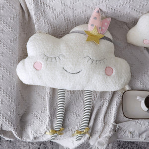 Cloud Face Pillow