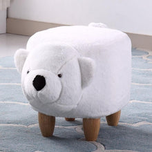 Load image into Gallery viewer, Bear Ottoman