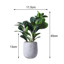 Load image into Gallery viewer, Faux Potted Plants