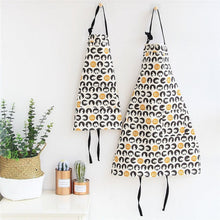 Load image into Gallery viewer, Cotton Printed Aprons Adult + Kid