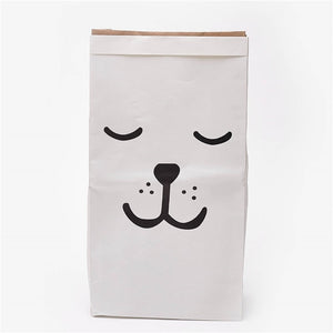Heavy Kraft Paper Storage Bag