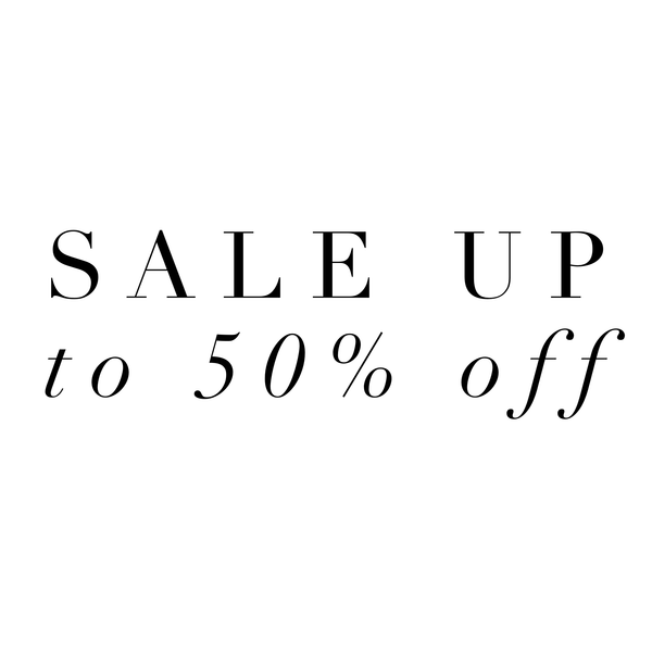 40-50% Off Sale - On Now