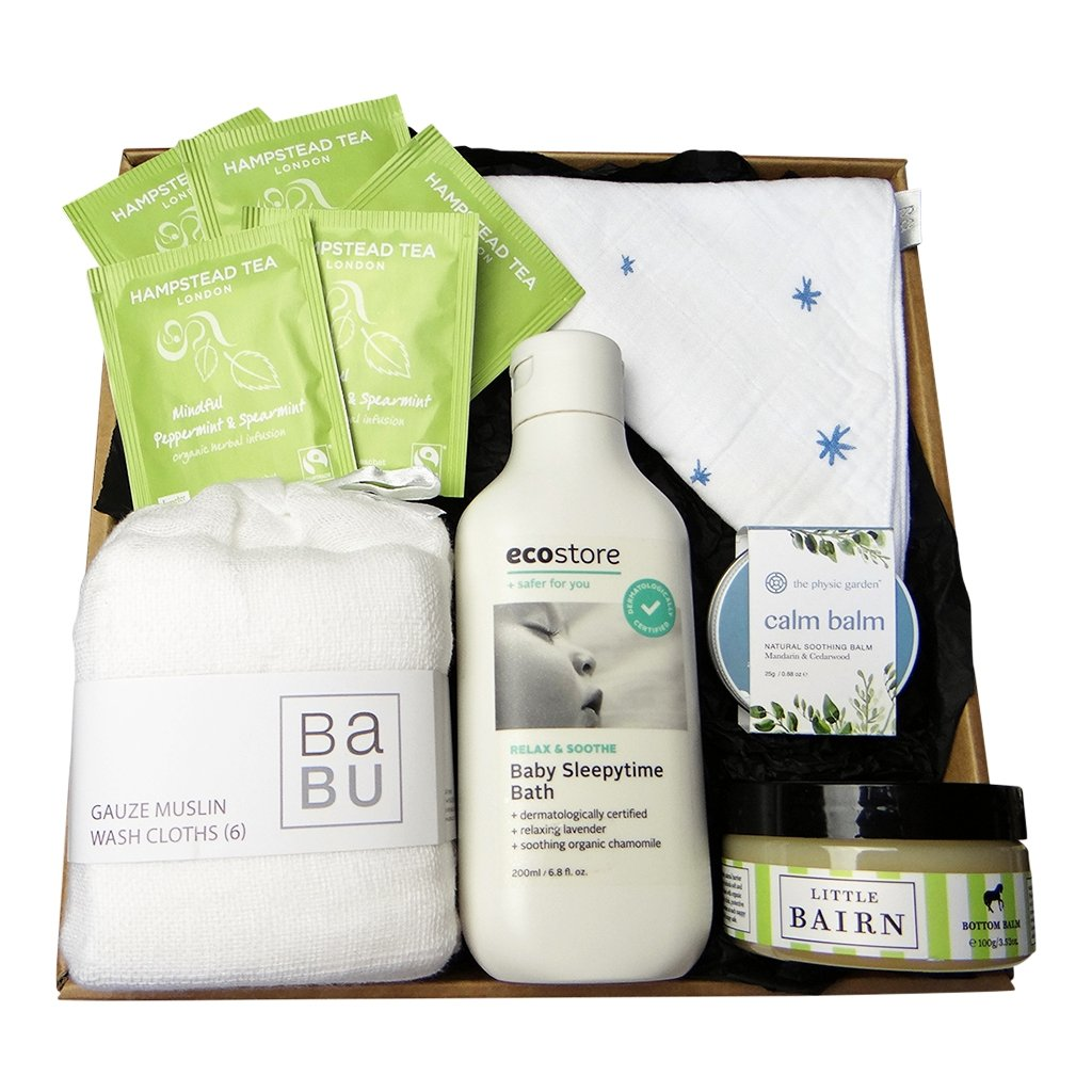 Beautiful New Organic Mum & Baby Gifts at Baby Gift Works