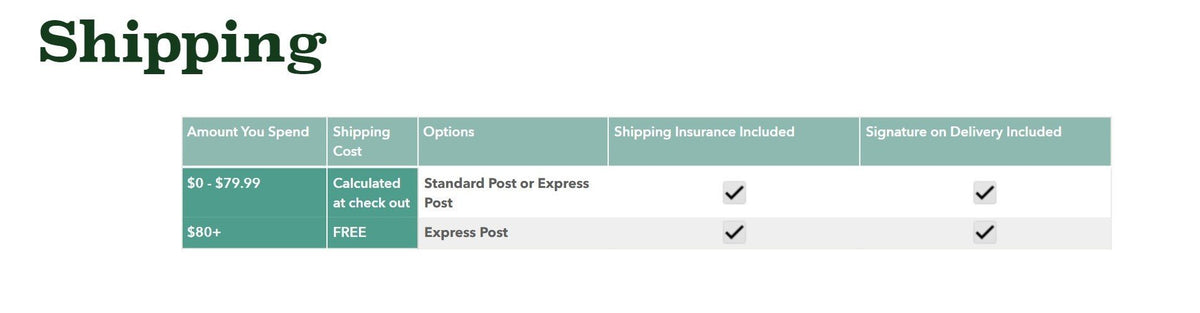 Exciting shipping changes at Baby Gift Works