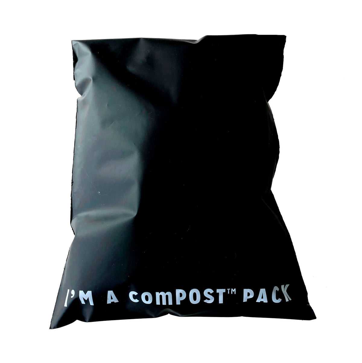Compostable  Shipping Satchels Trial