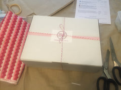 Packaging of hampers