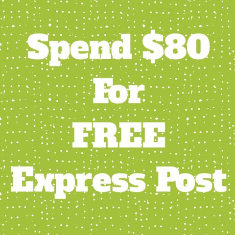 Free express post delivery - Baby Gift Works