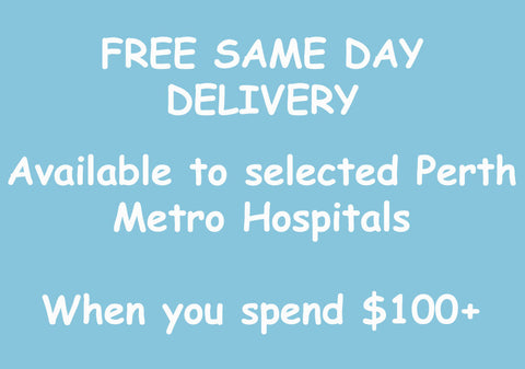 Free same day delivery - Baby Gift Works