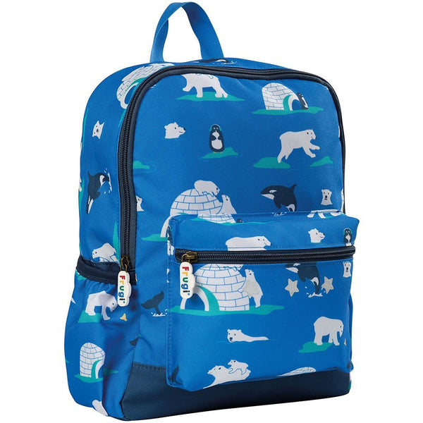 Baby Gift Works - Frugi Adventurers Backpack - Polar Play