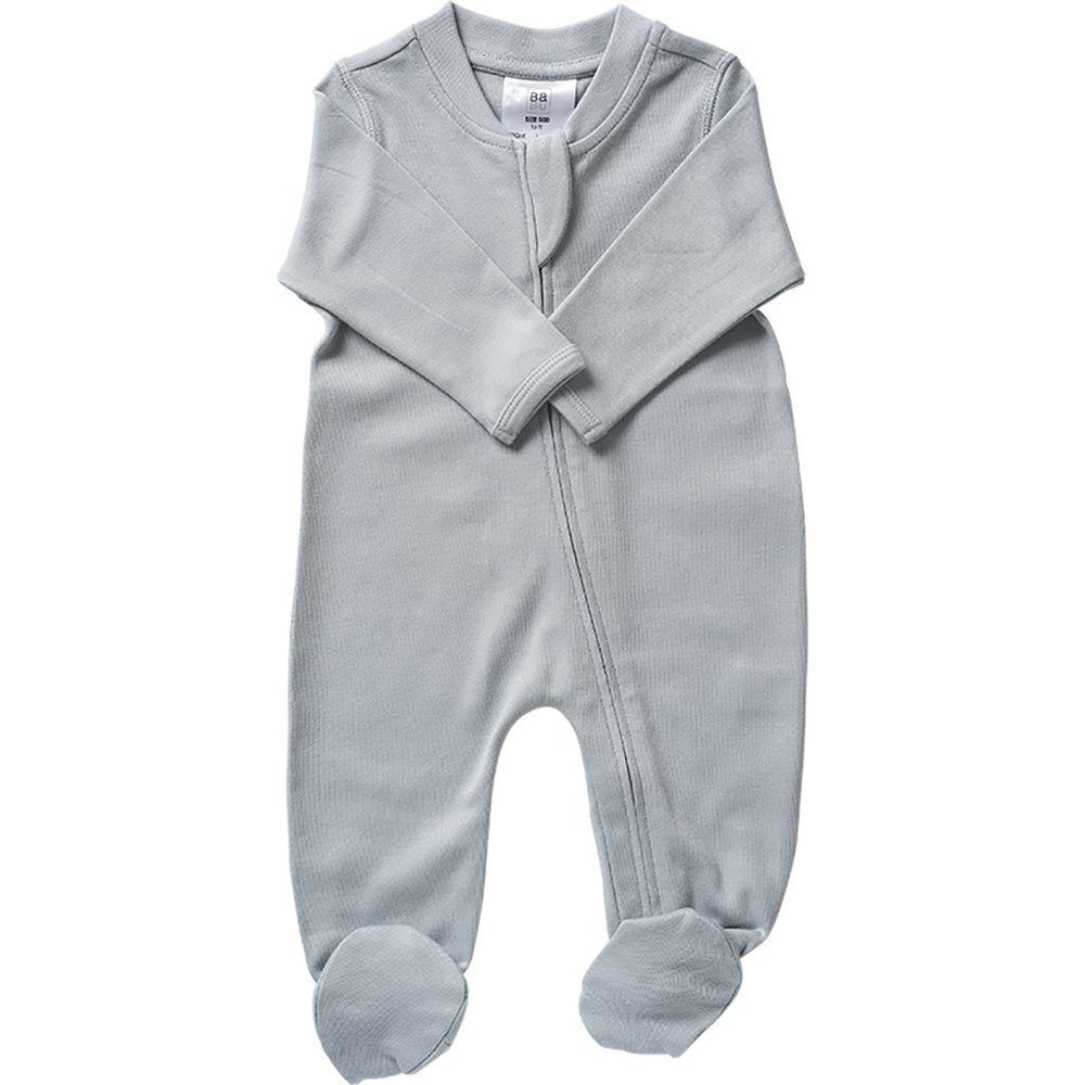 Babu coastal organic baby growsuit