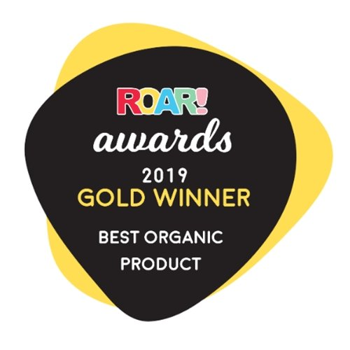 Love and Lee Best Organic Product award