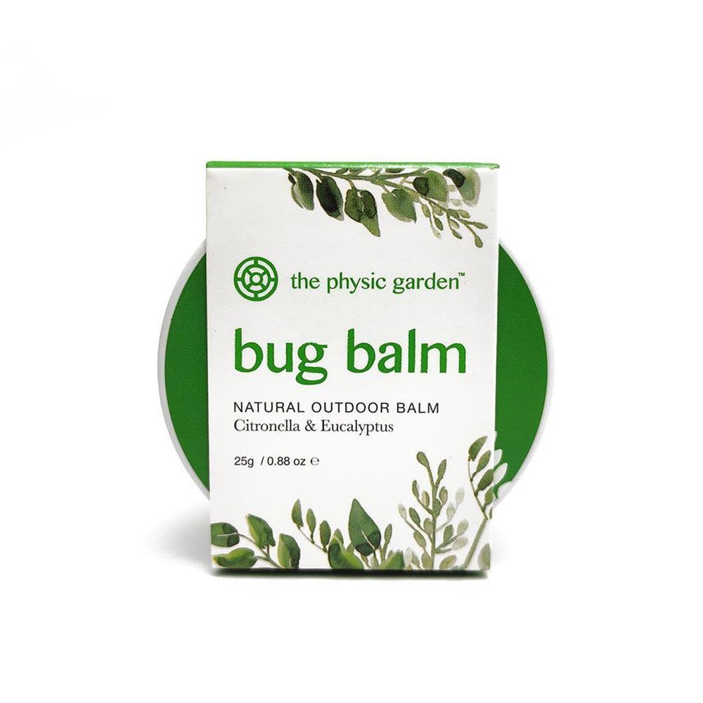 The Physic Garden Bug Balm 25g tin