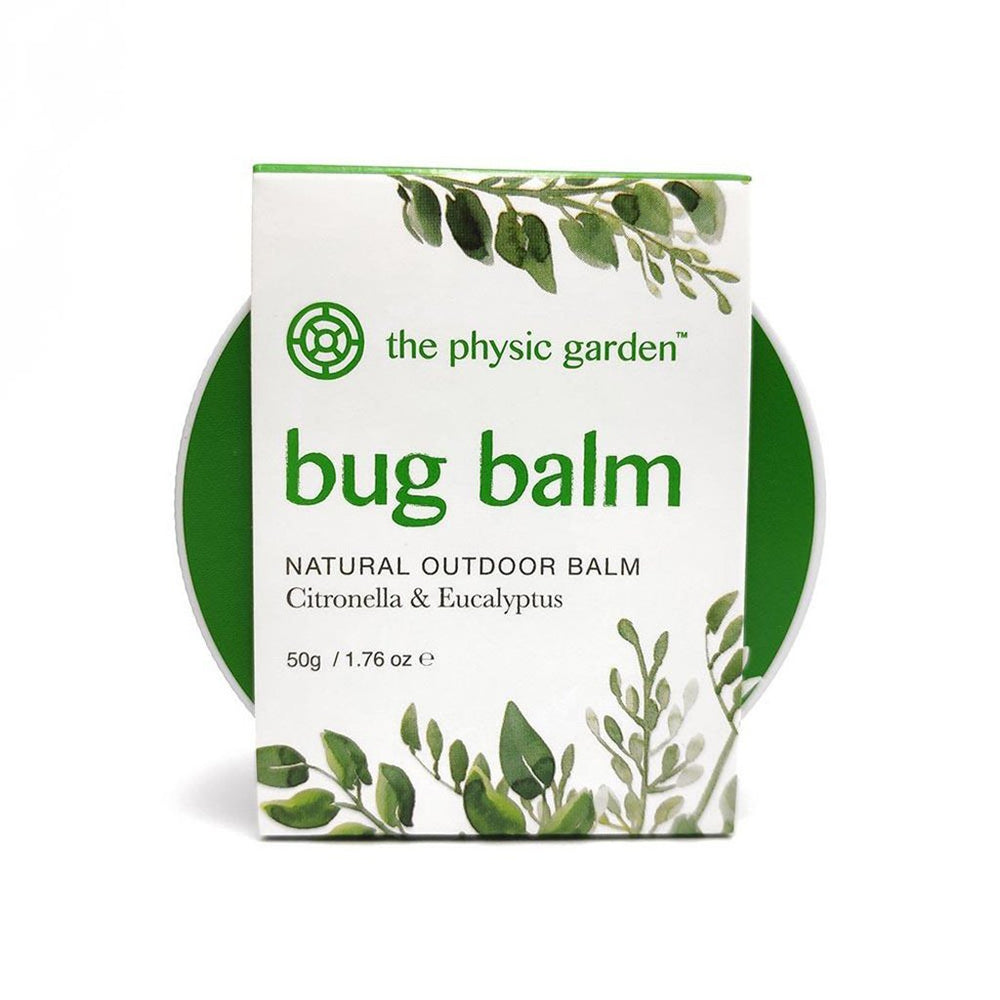 The Physic Garden Bug Balm 50g tin