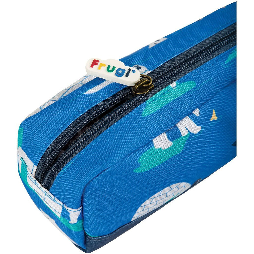 Baby Gift Works - Frugi Crafty Pencil Case - Polar Play detail