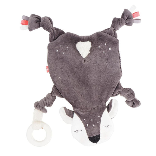 Kikadu organic baby activity toy - Fawn