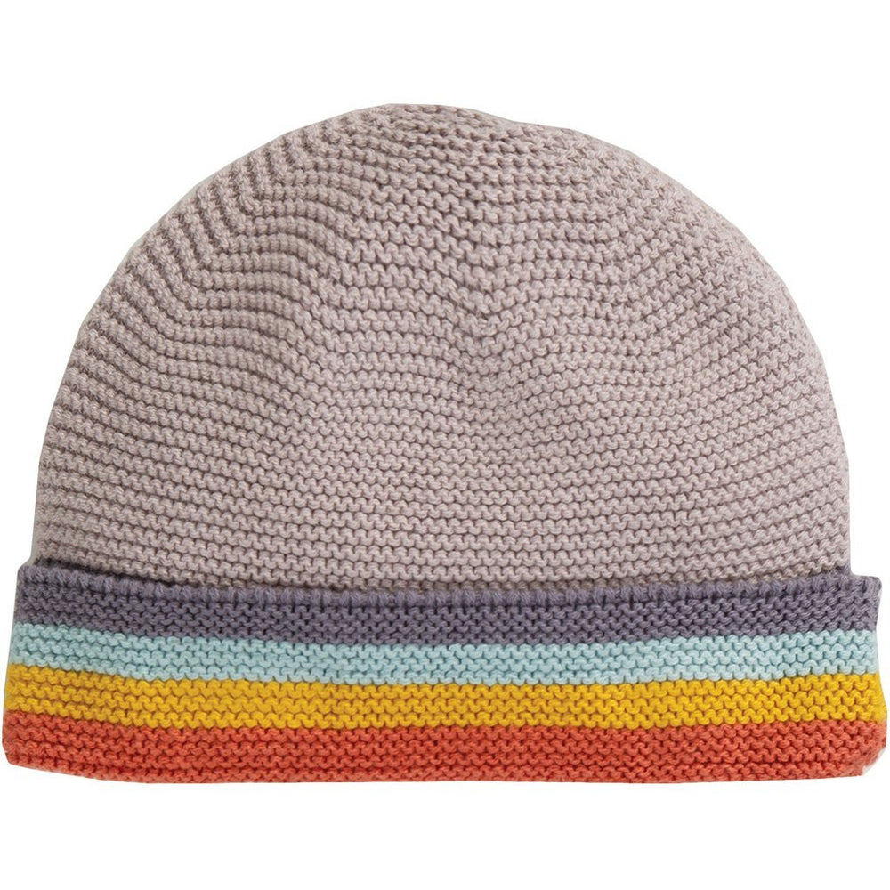 Frugi Harlow Knitted Baby Hat